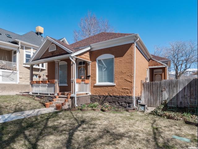 324 F St, Salt Lake City, UT 84103 (#1580435) :: Colemere Realty Associates