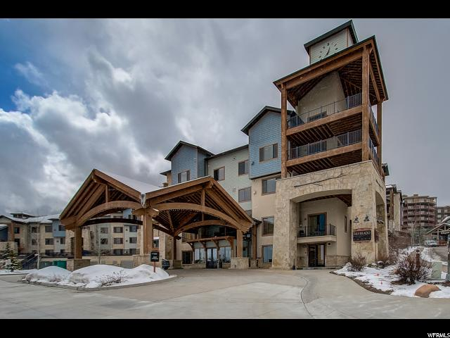 2653 Canyons Resort Dr #323, Park City, UT 84098 (MLS #1580485) :: High Country Properties