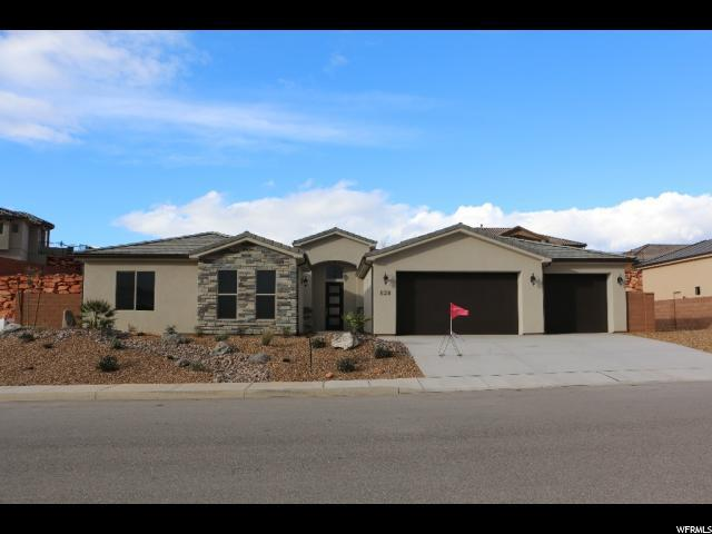 838 W Sunset Mesa N, Washington, UT 84780 (#1580898) :: The Fields Team