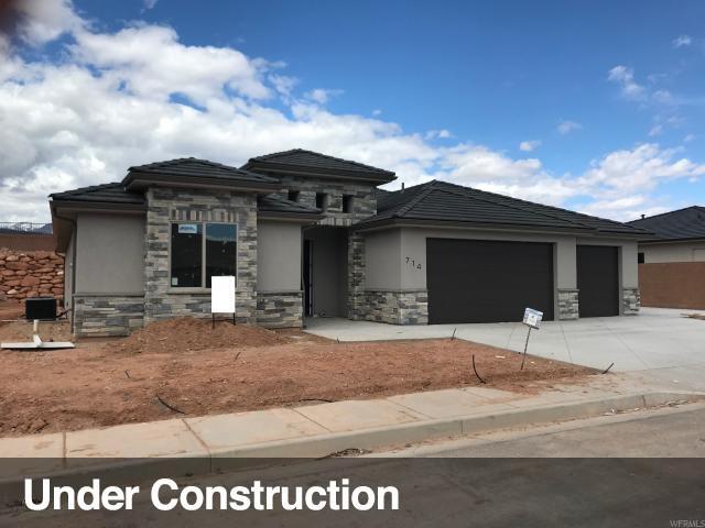 714 W 1860 N, Washington, UT 84780 (#1580939) :: Bustos Real Estate | Keller Williams Utah Realtors