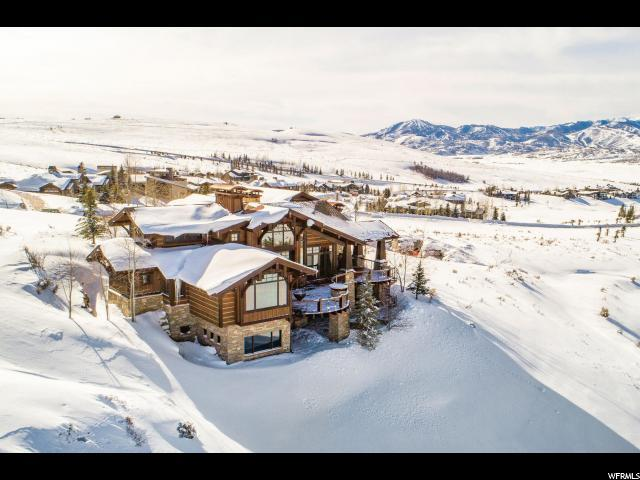 3527 E Westview Trl, Park City, UT 84098 (MLS #1581009) :: High Country Properties