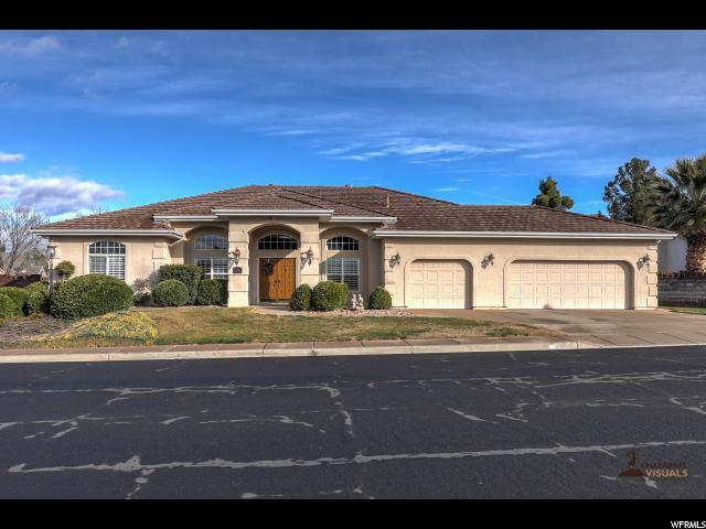 1453 E 1800 S, St. George, UT 84790 (#1581090) :: Powerhouse Team | Premier Real Estate