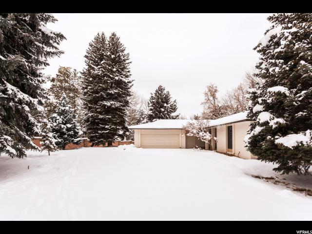 2380 E Cottonwood Ln, Holladay, UT 84117 (#1581099) :: Von Perry | iPro Realty Network