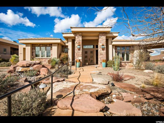 2303 E Stone Crest Way, St. George, UT 84790 (#1581282) :: Colemere Realty Associates