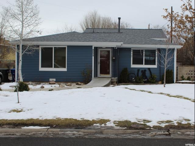4211 W Volta Ave, West Valley City, UT 84120 (#1581362) :: Powerhouse Team | Premier Real Estate