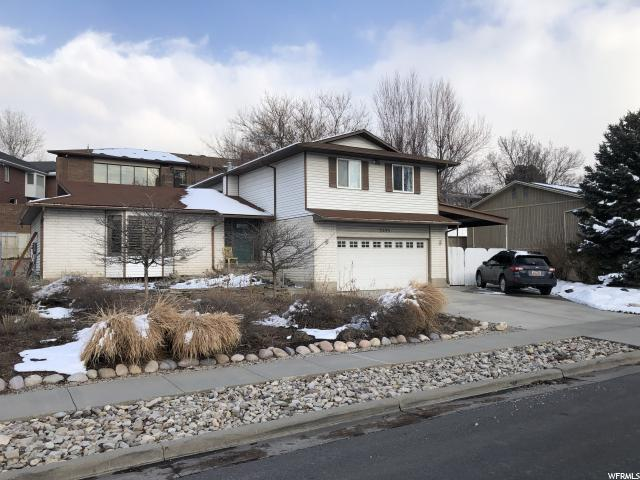 5495 S Walden Meadows Dr, Murray, UT 84123 (#1581505) :: Bustos Real Estate   Keller Williams Utah Realtors