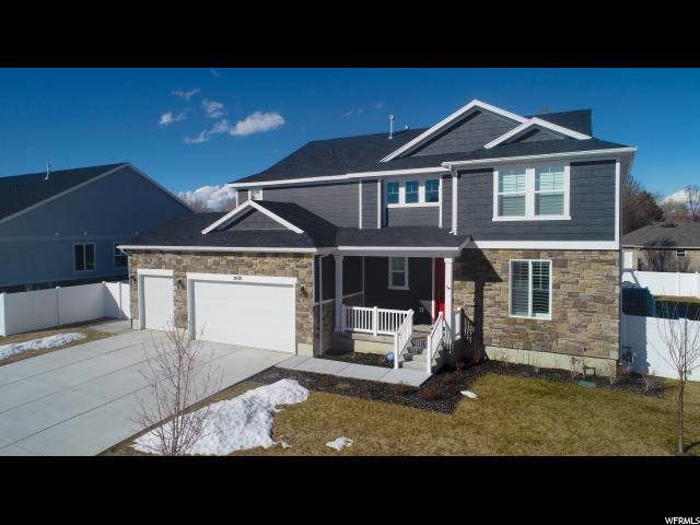 2638 W Constance Way S, South Jordan, UT 84095 (#1581688) :: Von Perry | iPro Realty Network