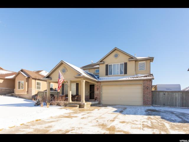 8848 Franklin Dr, Eagle Mountain, UT 84005 (#1581693) :: Colemere Realty Associates