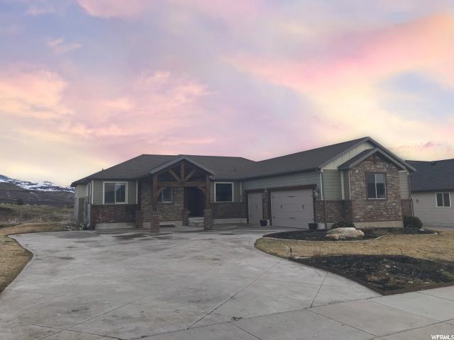 596 N Cherry Creek Pkwy, Richmond, UT 84333 (#1581740) :: Big Key Real Estate