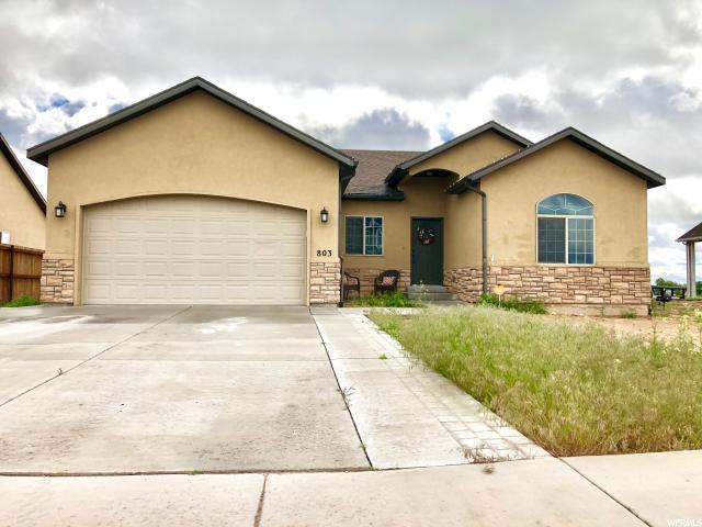 803 S 250 W #18, Vernal, UT 84078 (MLS #1581784) :: Lawson Real Estate Team - Engel & Völkers