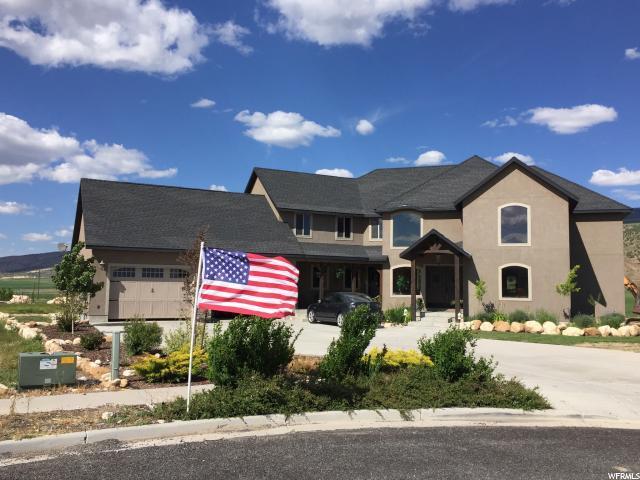 720 N 8 W, Mayfield, UT 84643 (#1581871) :: Bustos Real Estate | Keller Williams Utah Realtors