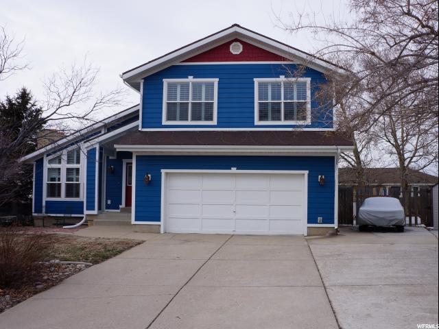 466 W Honey Bee Cir N, Farmington, UT 84025 (#1583061) :: Bustos Real Estate | Keller Williams Utah Realtors