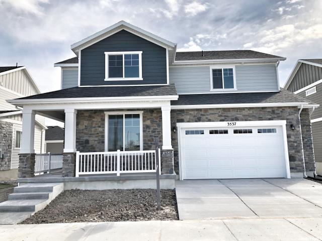 3537 W Sojo Dr S #127, South Jordan, UT 84095 (#1583169) :: Bustos Real Estate | Keller Williams Utah Realtors