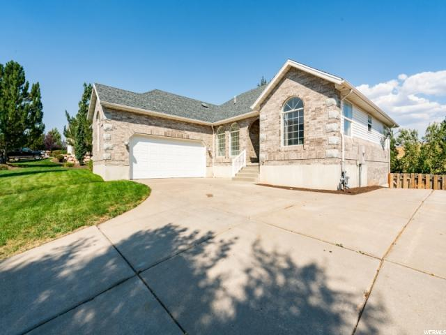 6864 N Black Powder Rd, Mountain Green, UT 84050 (#1583983) :: Keller Williams Legacy