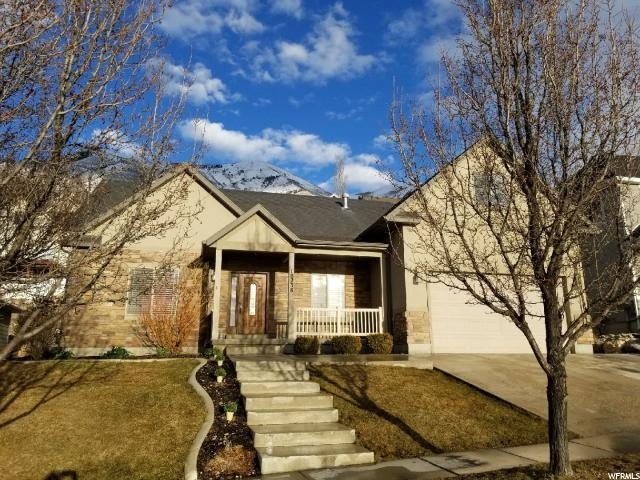 10238 N Bayhill Dr, Cedar Hills, UT 84062 (#1584330) :: The Canovo Group