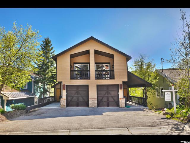 1048 Empire Ave A & B, Park City, UT 84060 (#1584687) :: Colemere Realty Associates