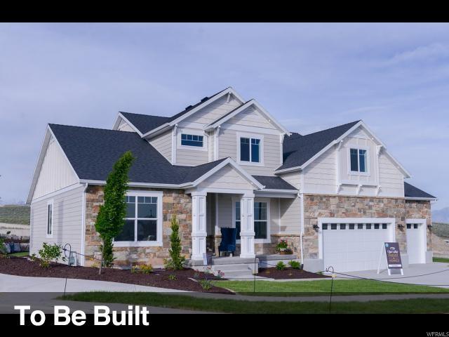 3314 E Summer Fallow Dr #110, Eagle Mountain, UT 84005 (#1584690) :: Big Key Real Estate
