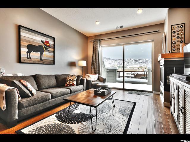6169 Park Ln S #10, Park City, UT 84098 (MLS #1584708) :: High Country Properties