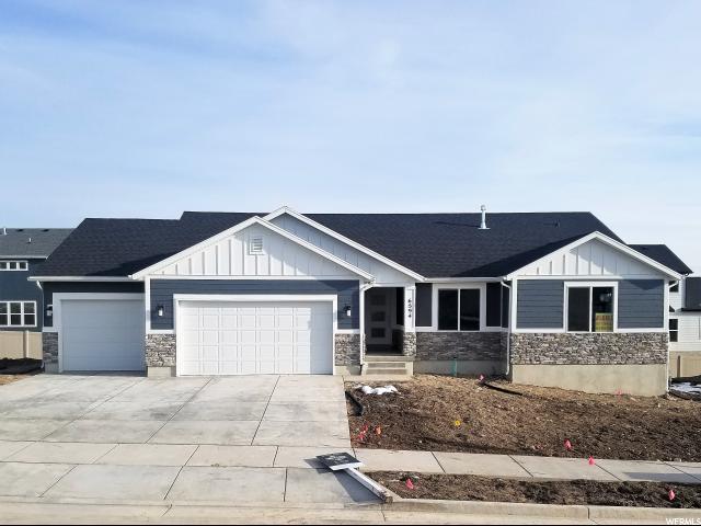 6594 W 8170 S, West Jordan, UT 84081 (#1584919) :: Bustos Real Estate   Keller Williams Utah Realtors