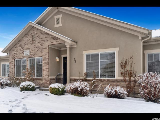 17 N 700 E #31, American Fork, UT 84003 (MLS #1584941) :: Lawson Real Estate Team - Engel & Völkers