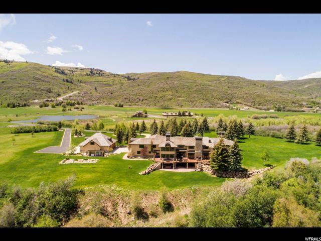 4519 S River Ranch Way, Woodland, UT 84036 (MLS #1585373) :: High Country Properties