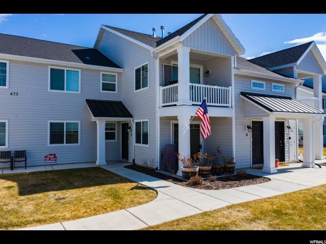 473 S 2400 W #5, Springville, UT 84663 (#1585438) :: Big Key Real Estate
