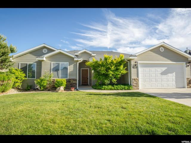 4237 W 150 N, Cedar City, UT 84720 (#1585600) :: Colemere Realty Associates