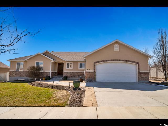 913 W Prairie Dog Way, Saratoga Springs, UT 84045 (#1585989) :: Colemere Realty Associates
