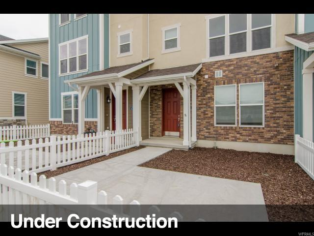 5243 W Linley Ct S #53, Herriman, UT 84096 (#1586132) :: Bustos Real Estate | Keller Williams Utah Realtors