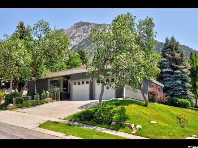 3706 E Eastcliff S, Millcreek, UT 84124 (#1586311) :: Big Key Real Estate