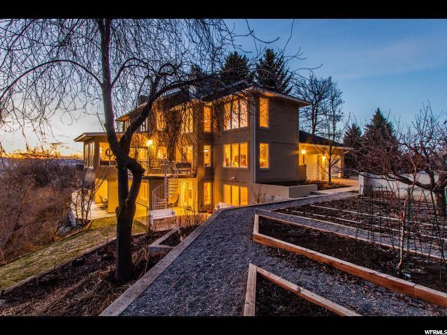 421 Edgewood Pl, Providence, UT 84332 (#1586691) :: Big Key Real Estate