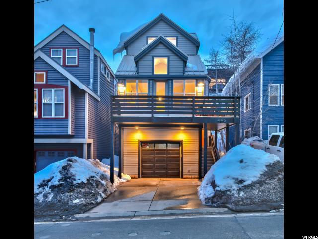 446 Marsac Ave, Park City, UT 84060 (#1586711) :: Bustos Real Estate | Keller Williams Utah Realtors
