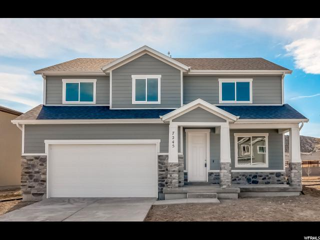 7245 N Evans Ranch Dr E, Eagle Mountain, UT 84005 (#1586837) :: The Utah Homes Team with iPro Realty Network
