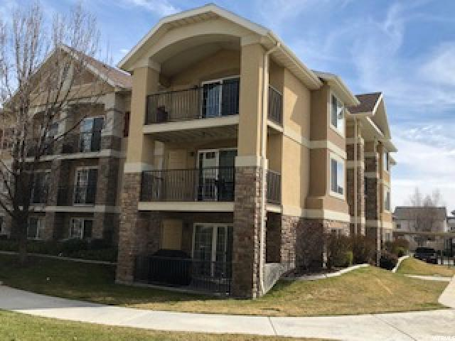 1212 W Spencer Rd #104, Pleasant Grove, UT 84062 (#1586886) :: The Canovo Group
