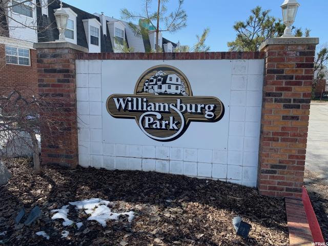 8282 Williamsburg Park Cir, Sandy, UT 84070 (#1586963) :: Colemere Realty Associates