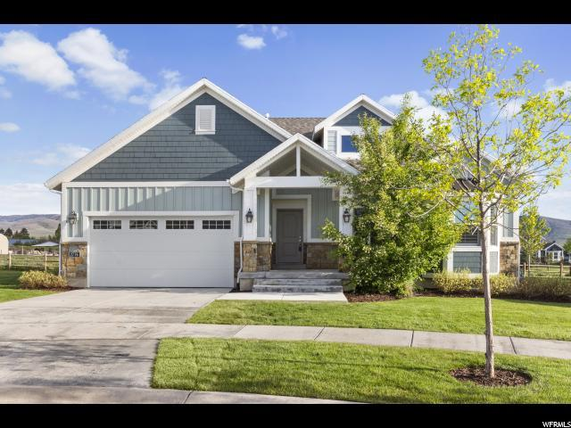 2776 E Weathervane Way S #808, Heber City, UT 84032 (MLS #1586972) :: High Country Properties