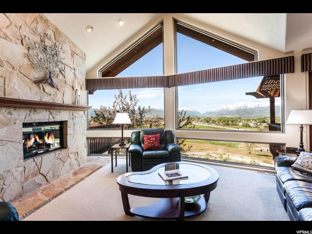 380 E Valley Drive Dr, Heber City, UT 84032 (MLS #1587073) :: High Country Properties