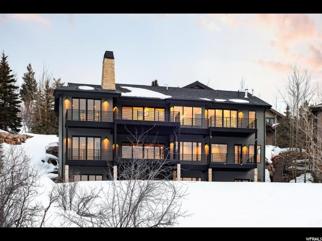 3555 Sun Ridge Dr Lot 52, Park City, UT 84060 (#1587423) :: Bustos Real Estate | Keller Williams Utah Realtors