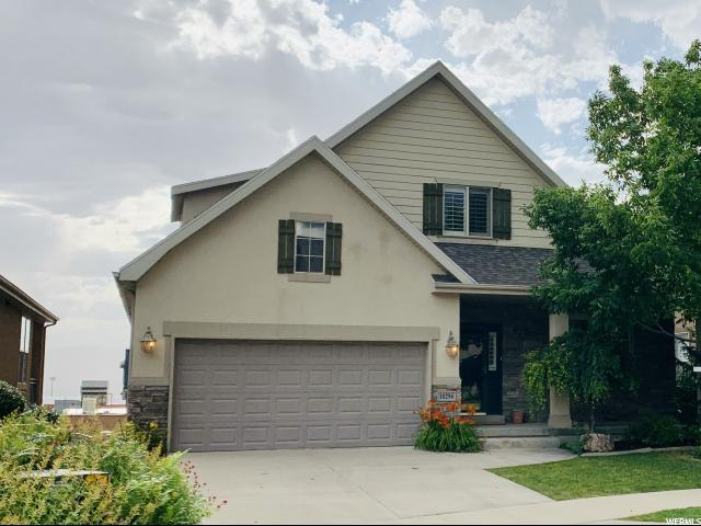 10296 S Eagle Cliff Way, Sandy, UT 84092 (#1587454) :: Action Team Realty