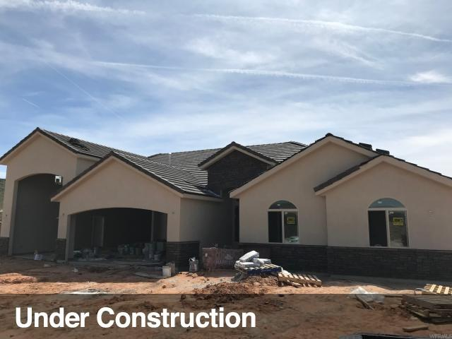 3533 W 2690 S, Hurricane, UT 84737 (#1587475) :: Bustos Real Estate | Keller Williams Utah Realtors