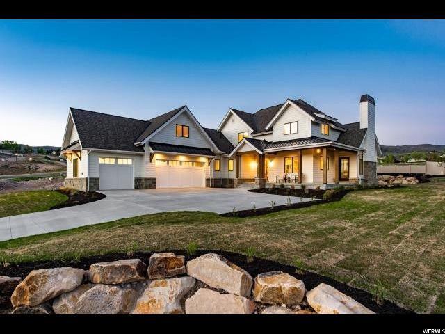1064 N Mill Rd, Heber City, UT 84032 (MLS #1587512) :: High Country Properties