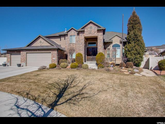 3116 W Uintah Ridge Ct S, Taylorsville, UT 84129 (#1587551) :: Exit Realty Success