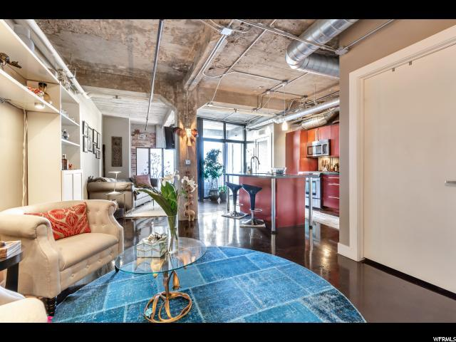 328 W 200 S #405, Salt Lake City, UT 84101 (MLS #1587770) :: Lawson Real Estate Team - Engel & Völkers