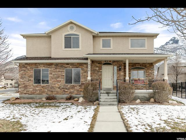 10724 N Hayes Cir W, Cedar Hills, UT 84062 (#1587977) :: The Canovo Group
