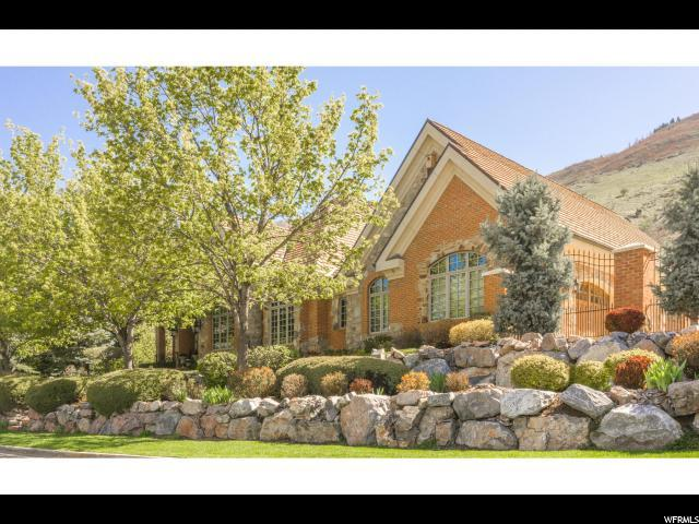 542 N Bald Mountain Dr, Alpine, UT 84004 (#1588005) :: Red Sign Team