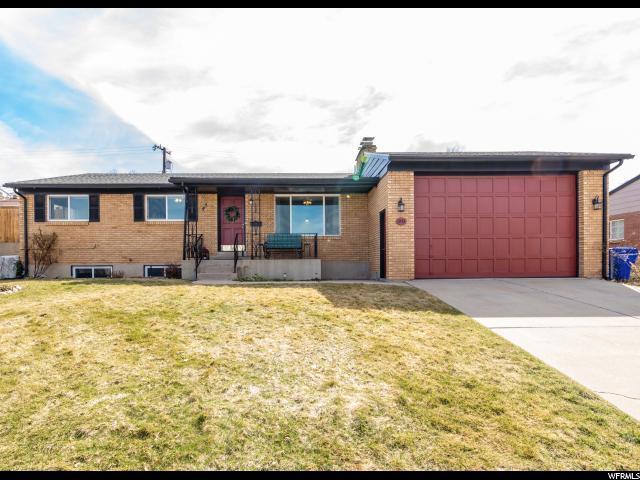 1953 S Davis Blvd E, Bountiful, UT 84010 (#1588026) :: Bustos Real Estate | Keller Williams Utah Realtors