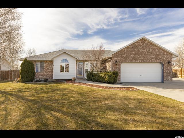 3165 W 7720 S, West Jordan, UT 84084 (#1588095) :: Bustos Real Estate | Keller Williams Utah Realtors