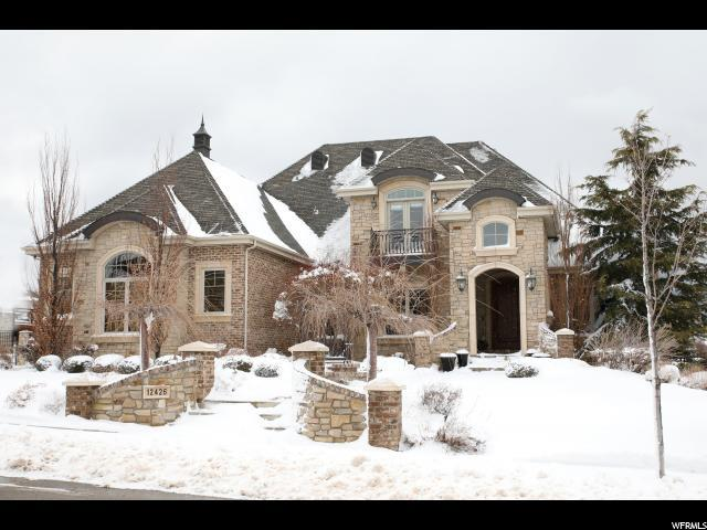 12426 N Timberline Dr W, Highland, UT 84003 (#1588102) :: Big Key Real Estate