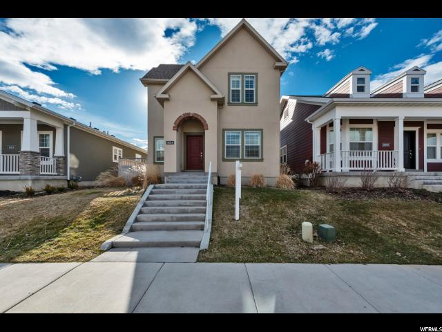 10214 S Petaluma Way W, South Jordan, UT 84009 (#1588298) :: Big Key Real Estate