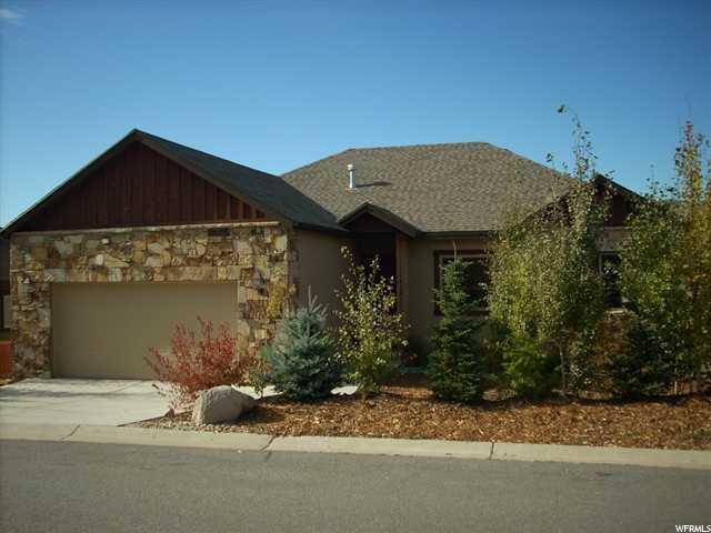 12221 Ross Creek Dr, Heber City, UT 84032 (MLS #1588308) :: High Country Properties